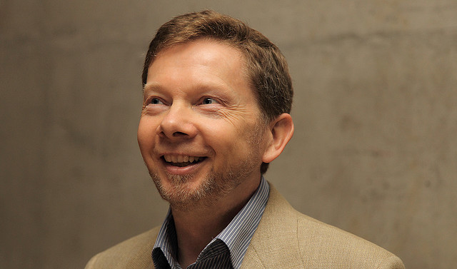 Stop Excessive Thinking with Eckhart Tolle