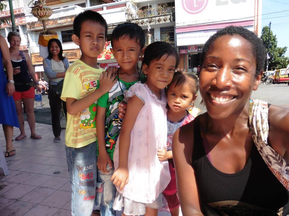 Crystal Lynn Bali and Kids1