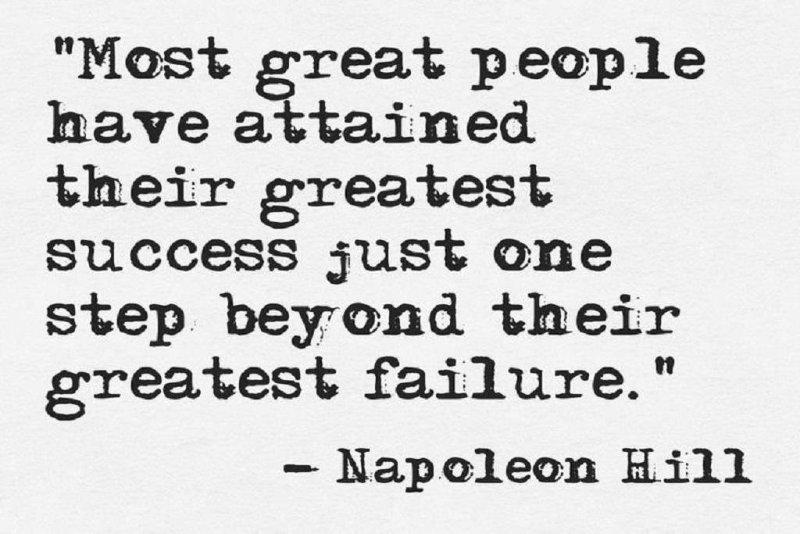 Nomadic Wisdom:  What Defines Failure & Success