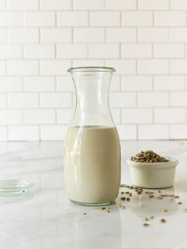 Sunflower Milk