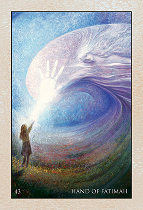 Rumi Oracle Card Deck:  An Invitation Into The Heart Of The Divine