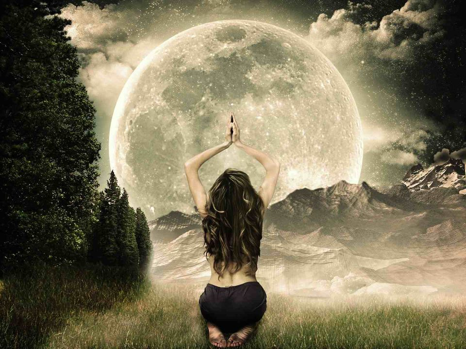 Full Moon in Aquarius Interview with Kitty Cavalier:  Get Out of Your Head and Into Your Soul