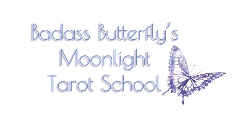 Badass Butterfly's Moonlight Tarot School @ Online