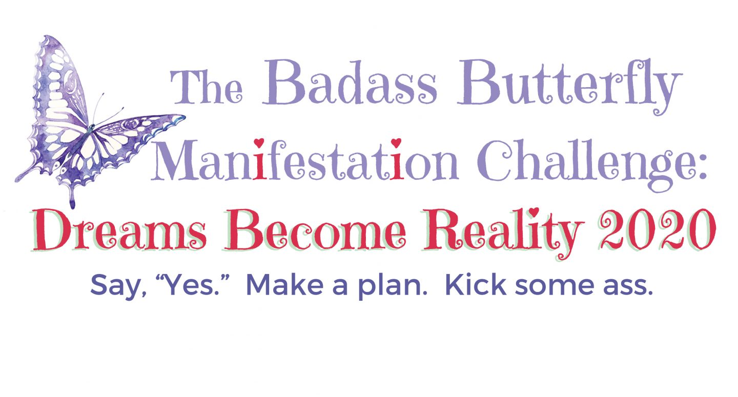 Dreams Become Reality 2020 Manifestation Challenge