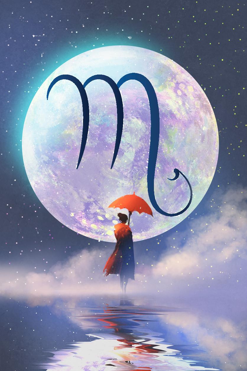 Full Moon in Scorpio April 30, 2018:  Mystical, Powerful YOU