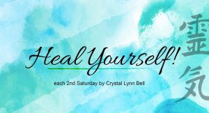 Heal Yourself! @ Online (from the comfort of your favorite device)