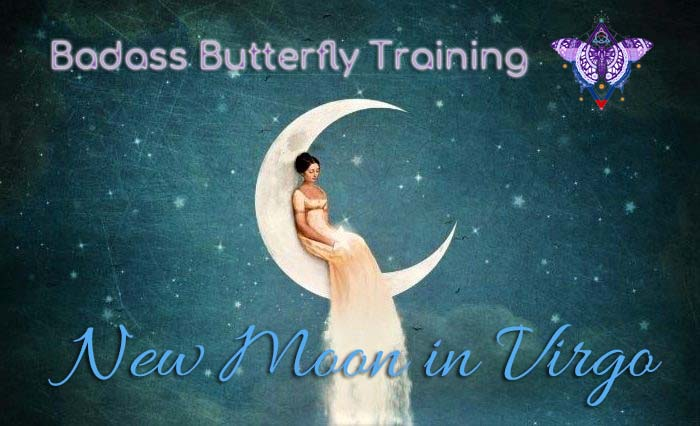 New Moon in Virgo!