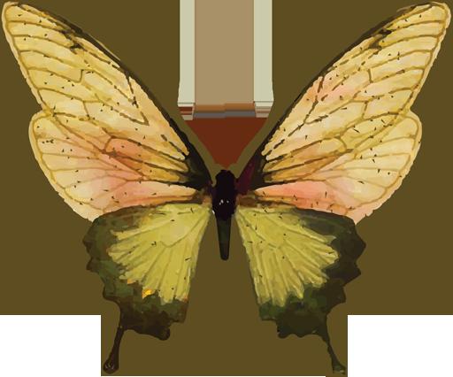 Badass Butterfly Logo