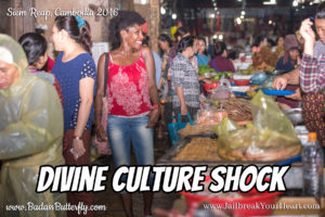Crystal Lynn Bell exploring Divine Culture Shock in Cambodia