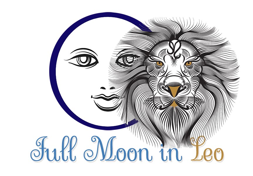 Happy Full Moon in Leo!  Are you aware of your magnificence?