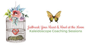 Kaleidoscope Coaching Session for the Jailbreak Your Heart & Howl at the Moon Program