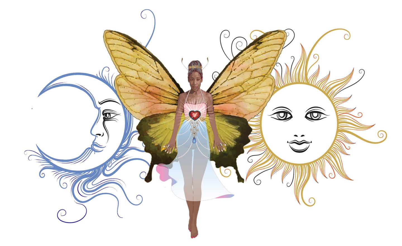 Badass Butterfly