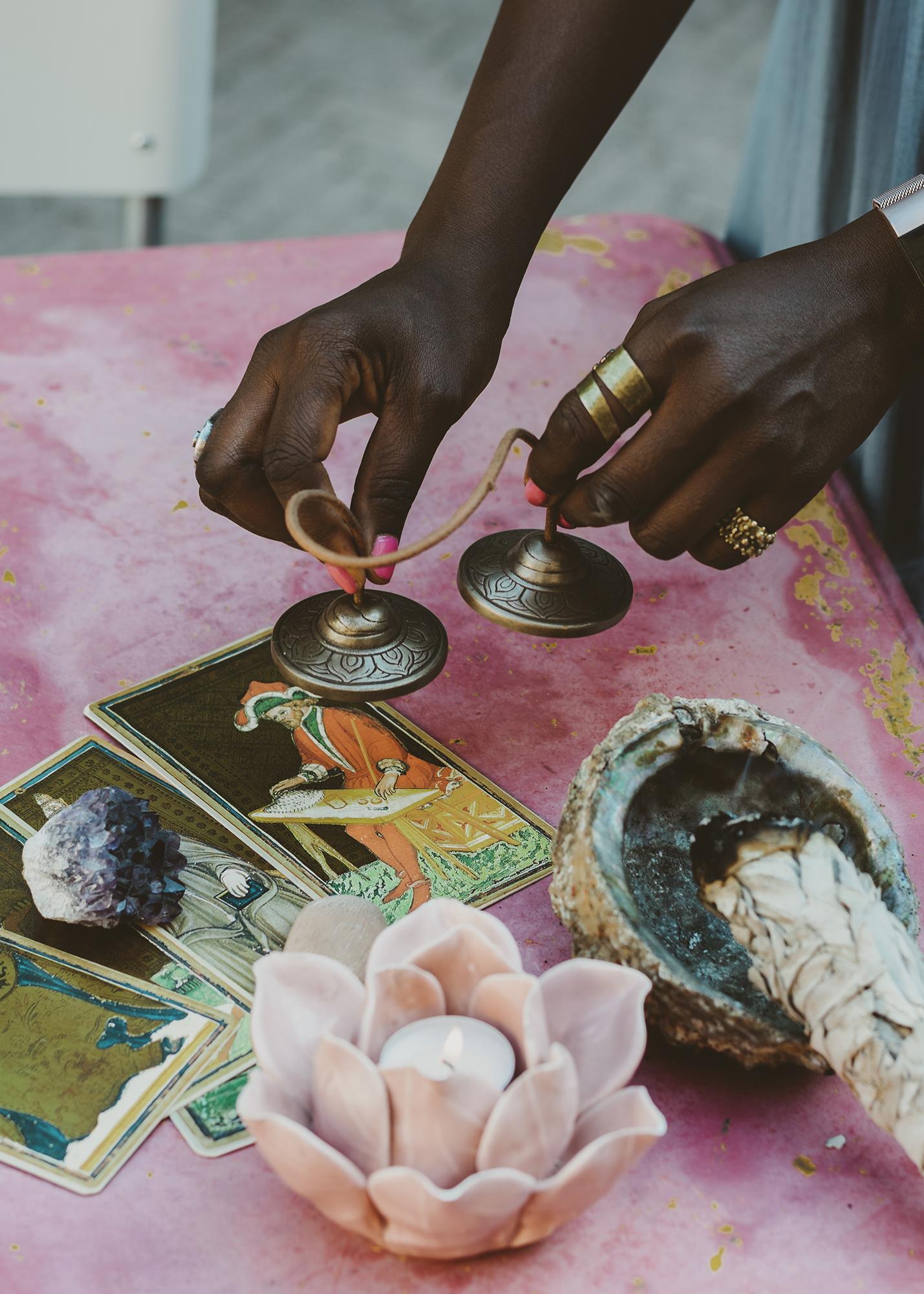 Crystal Lynn Bell Badass Butterfly hands