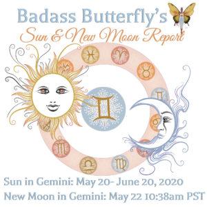 Crystal Lynn Bell Badass Butterfly Sun in Gemini