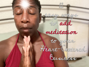 Crystal Lynn Add Meditation To Your Practice Shining Light Prayer Hands