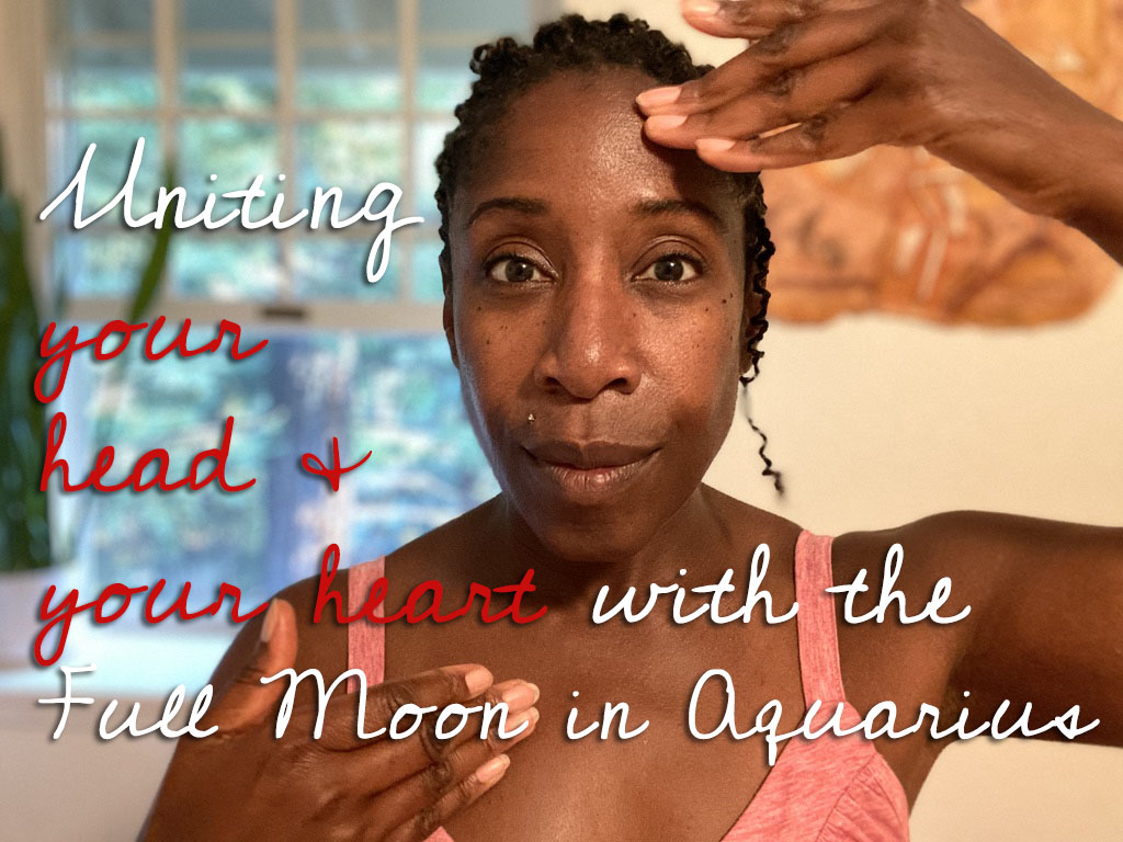 How Every Heart-Centered Entrepreneur Can Rock the Full Moon in Aquarius